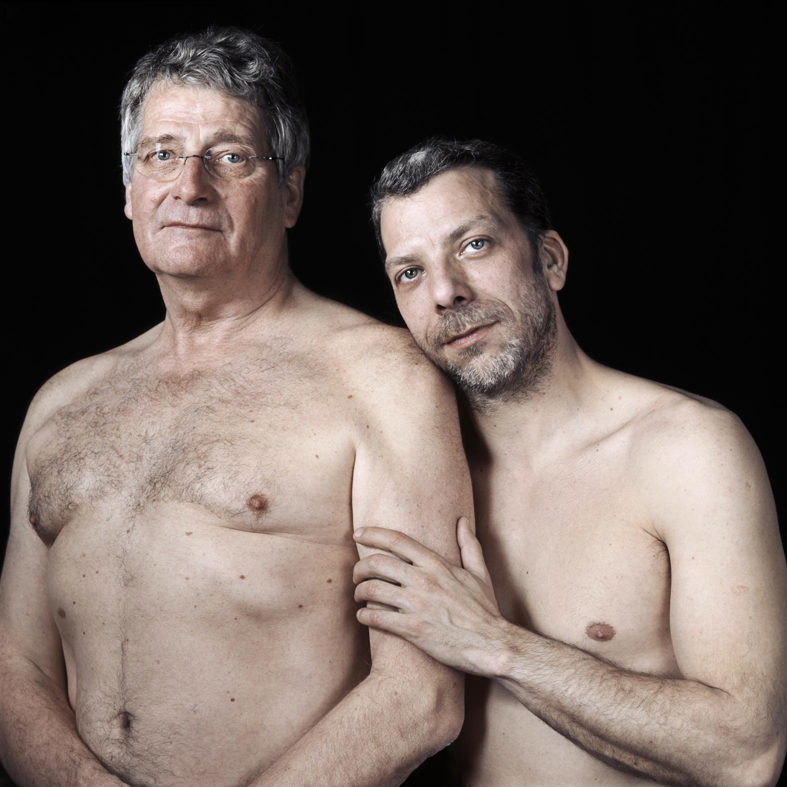 Photo porno gay père et fils
