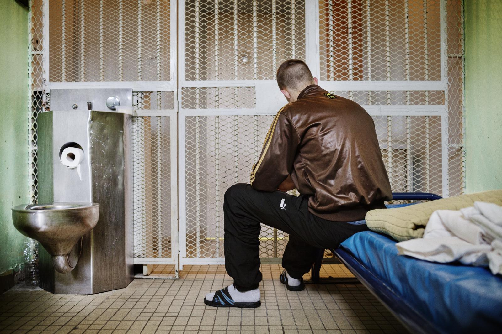 prison corbas parloir
