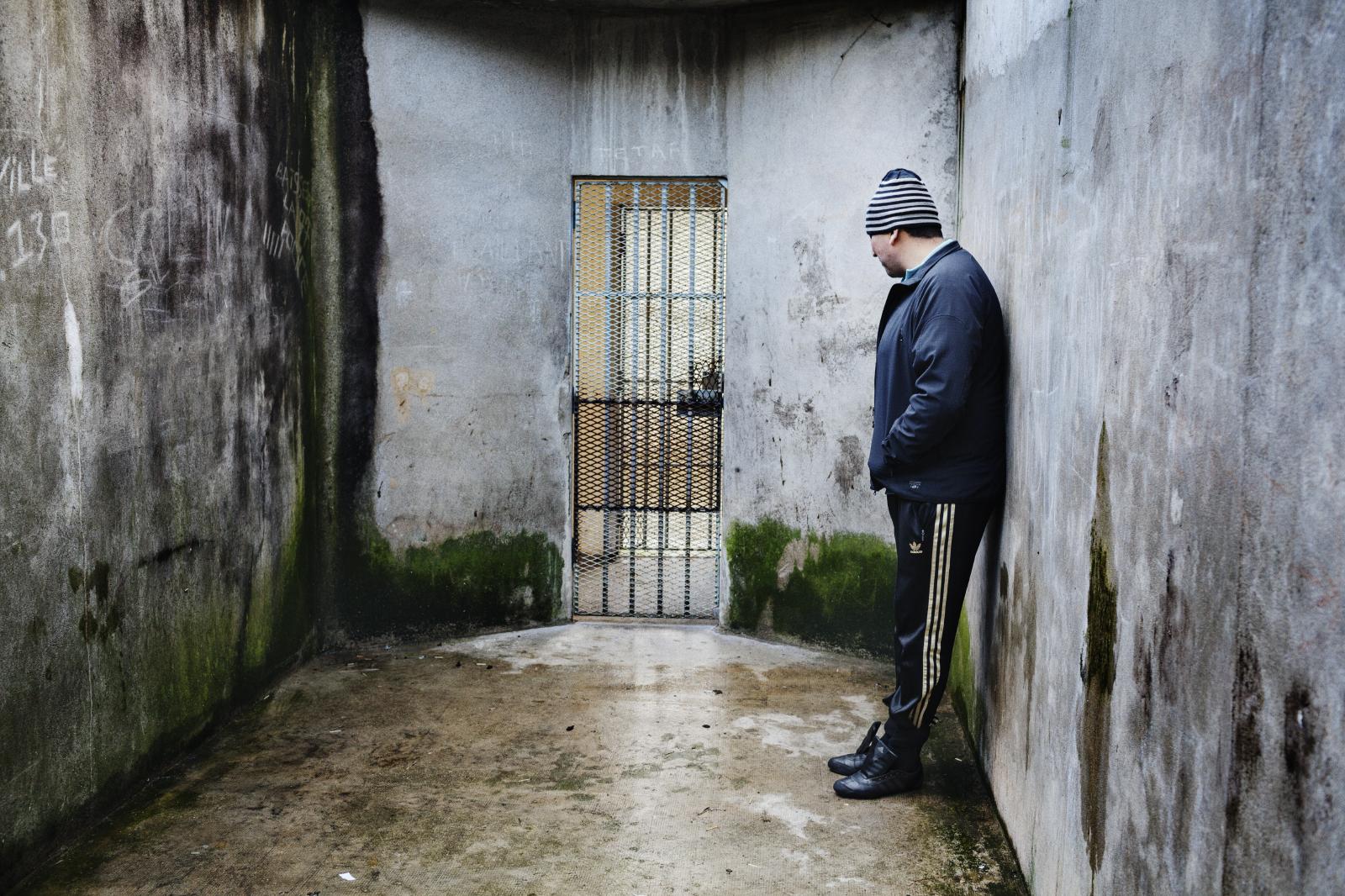 Фото в тюремной бане 9 фотография